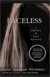 Book Cover: Faceless by Dawn Kopman Whidden