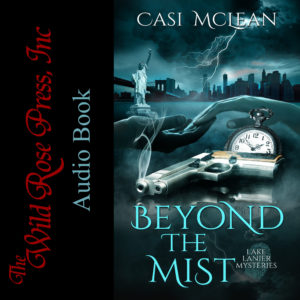 Beyond the Mist Audiobook Cover