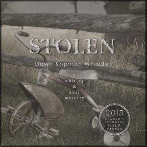 STOLEN Audiobook Cover